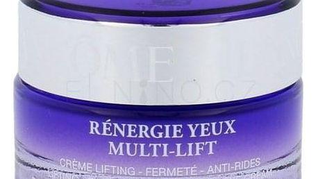 Lancôme Rénergie Multi-Lift 15 ml zpevňující oční krém pro ženy