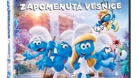 Blu-ray ŠMOULOVÉ: ZAPOMENUTÁ VESNICE