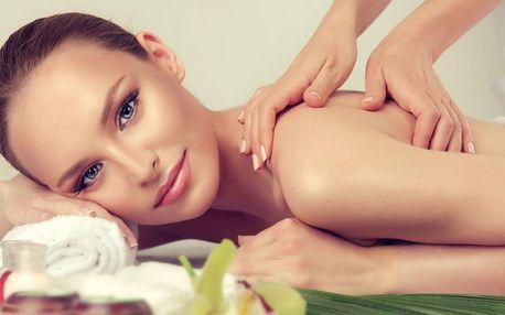 Relaxační masáž proti bolesti zad