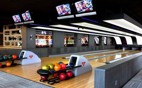 Hodina bowlingu i s tatarákem až pro 8 osob