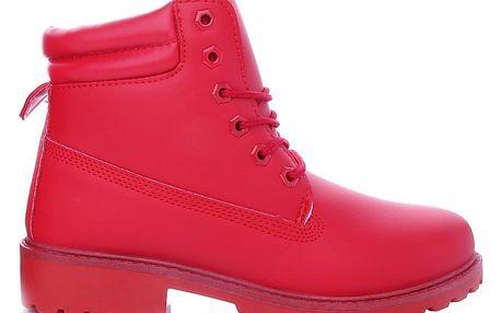 SEASTAR Červené farmářky BL81R Velikost: 38 (24 cm)