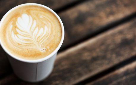 Káva s sebou: espresso, americano i cappuccino