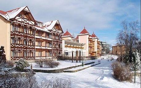 Pobyt RELAX s procedurami v hotelu Branisko *** v lázních Nový Smokovec