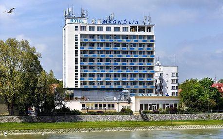 Letní dovolená v Piešťanech s polopenzí a kulturním a sportovním programem