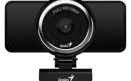 Genius ECam 8000, Full HD černá (32200001400)