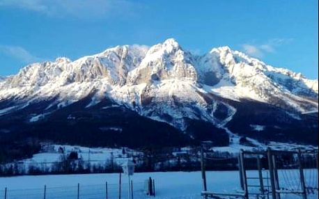 Výjimečný pobyt v rakouských Alpách s výbornými možnostmi pro sport v každém ročním období.