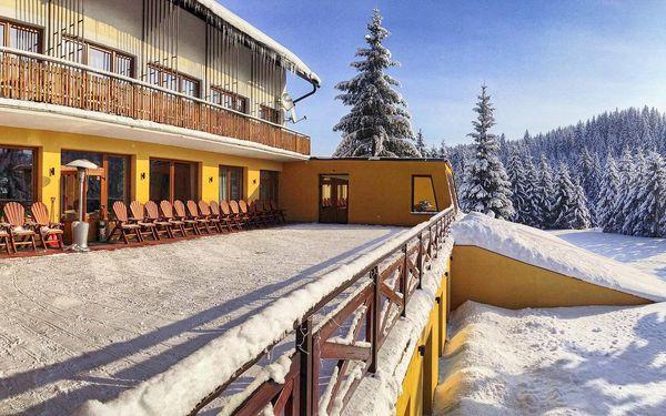 4 roční období ve slovenském Holiday Park Orava *** s wellness