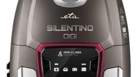 ETA Silentino Digi 2510 90000 červený/hnědý