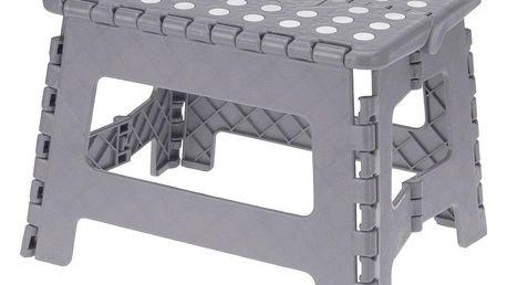 Emako Skládací stolička, protiprokluzový systém