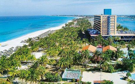 Kuba, Varadero, letecky na 13 dní all inclusive