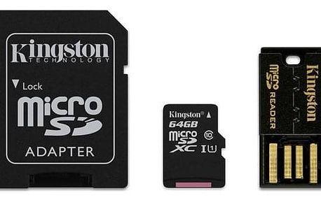Kingston Mobility Kit 64GB UHS-I U1 (30R/10W) (MBLY10G2/64GB)