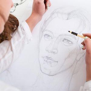 Kurz kreslení pravou mozkovou hemisférou