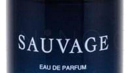 Christian Dior Sauvage 60 ml parfémovaná voda pro muže
