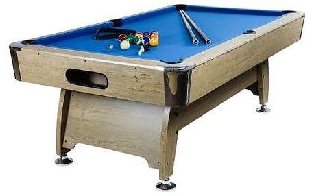 Tuin 8673 Kulečníkový stůl pool billiard kulečník 8 ft - s vybavením