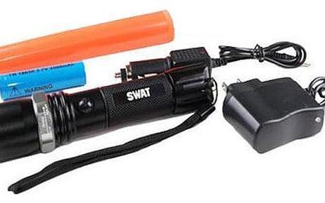 SWAT policejní svítilna XJ-125