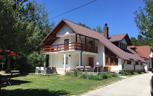 Plitvická jezera: House Samardzic