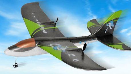 RC letadla na dálkové ovládání pro začátečníky