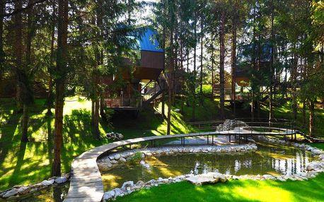 Chorvatsko - Kvarner: Plitvice Holiday Resort