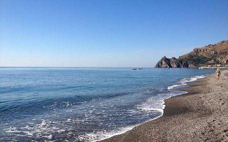 Itálie - Sicílie: Camping La Focetta Sicula