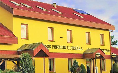 Podhůří Jeseníků v penzionu nedaleko Šumperku s wellness neomezeně a snídaní