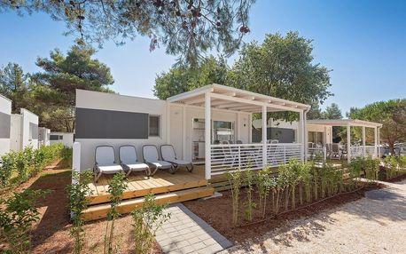 Chorvatsko - Istrie: Mobile Homes Porto Sole