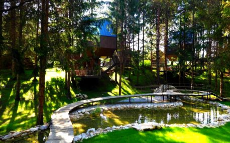Chorvatsko - Kvarner: Plitvice Holiday Resort