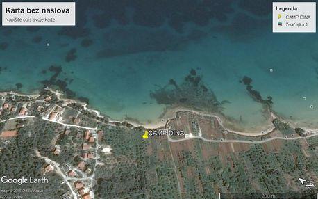 Chorvatsko - Severní Dalmácie: Mobile Homes Dina