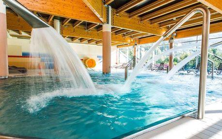 Hotel s aquaparkem, wellness a polopenzí od května v polských Jizerských horách