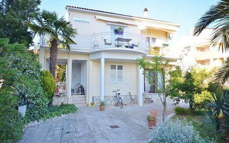 Chorvatsko - Severní Dalmácie: Apartments & Rooms Boris