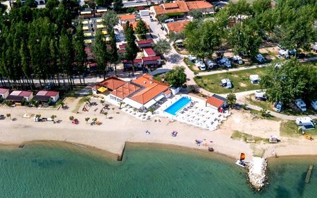 Chorvatsko - Istrie: Polidor Family Camping Resort