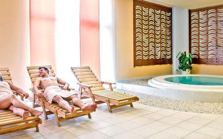 4* wellness relax na Moravě s polopenzí