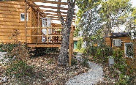 Chorvatsko - Střední Dalmácie: Sunny Mobile Homes Trogir