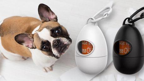 Reedog Senza: zásobník se sáčky na psí exkrementy