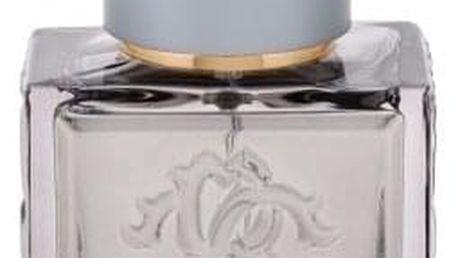 Roberto Cavalli Uomo Silver Essence 40 ml toaletní voda pro muže