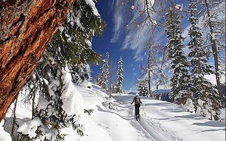 Zimní nebo jarní wellness pobyt v rakouských Alpách nedaleko Schladmingu v 4 * hotelu