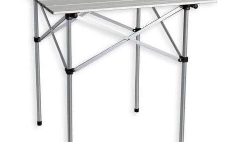 Hliníkový skládací stůl 70 x 70 cm, P1510