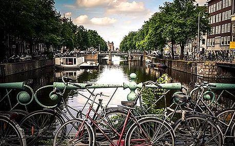 Pobyt se snídaní v Amsterdamu pro dva na 3 nebo 4 dny. Muzeum Van Gogha, květinový či sýrový trh