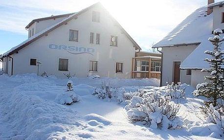 Wellness pobyt v 4*Hotelu Orsino s polopenzí, ubytování, volný vstup do sauny a do bazénu.
