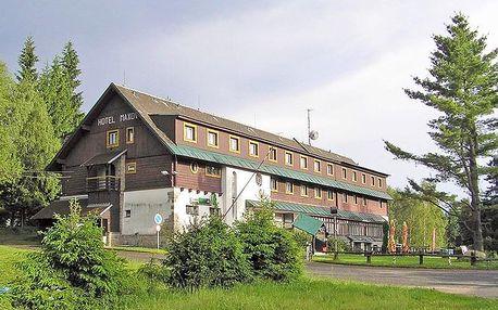 Jarní Jizerské hory v hotelu nedaleko Jablonce nad Nisou s pobytem v sauně a polopenzí