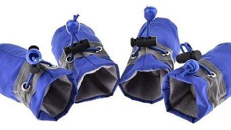 Vodotěsné boty pro psy - 4 varianty