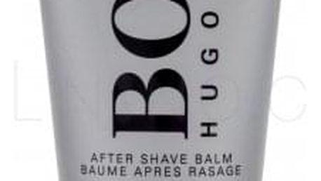 HUGO BOSS Boss Bottled 75 ml balzám po holení pro muže