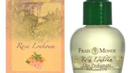 Frais Monde Turkish Delight 12 ml parfémovaný olej pro ženy