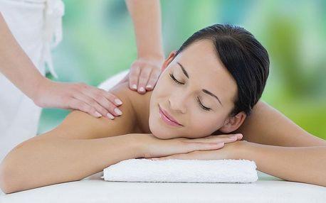 Zasloužený relax: Kosmetické ošetření i masáž