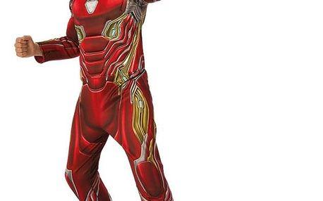 Iron Man Infinity War Deluxe - dětský