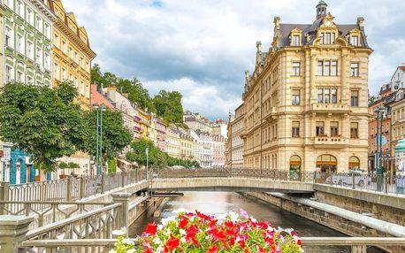 Zimní nebo jarní pobyt v centru Karlových Varů