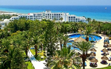 Tunisko, Sousse, letecky na 8 dní all inclusive