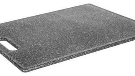 BANQUET Prkénko krájecí plastové GRANITE 30 x 20 x 0,8 cm , 20 cm