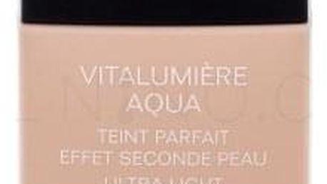 Chanel Vitalumière Aqua SPF15 30 ml rozjasňující hydratační make-up pro ženy 40 Beige
