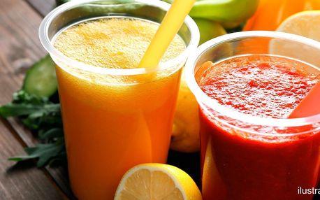 Tohle si rádi vypijete: 2x 0,5l ovocný nápoj