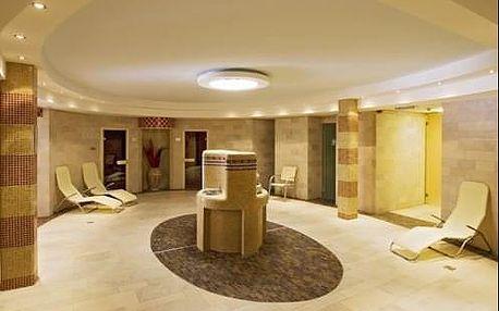 Blahodárný wellness pobyt v Budapešti v Rubin Wellness and Conference Hotel 4****